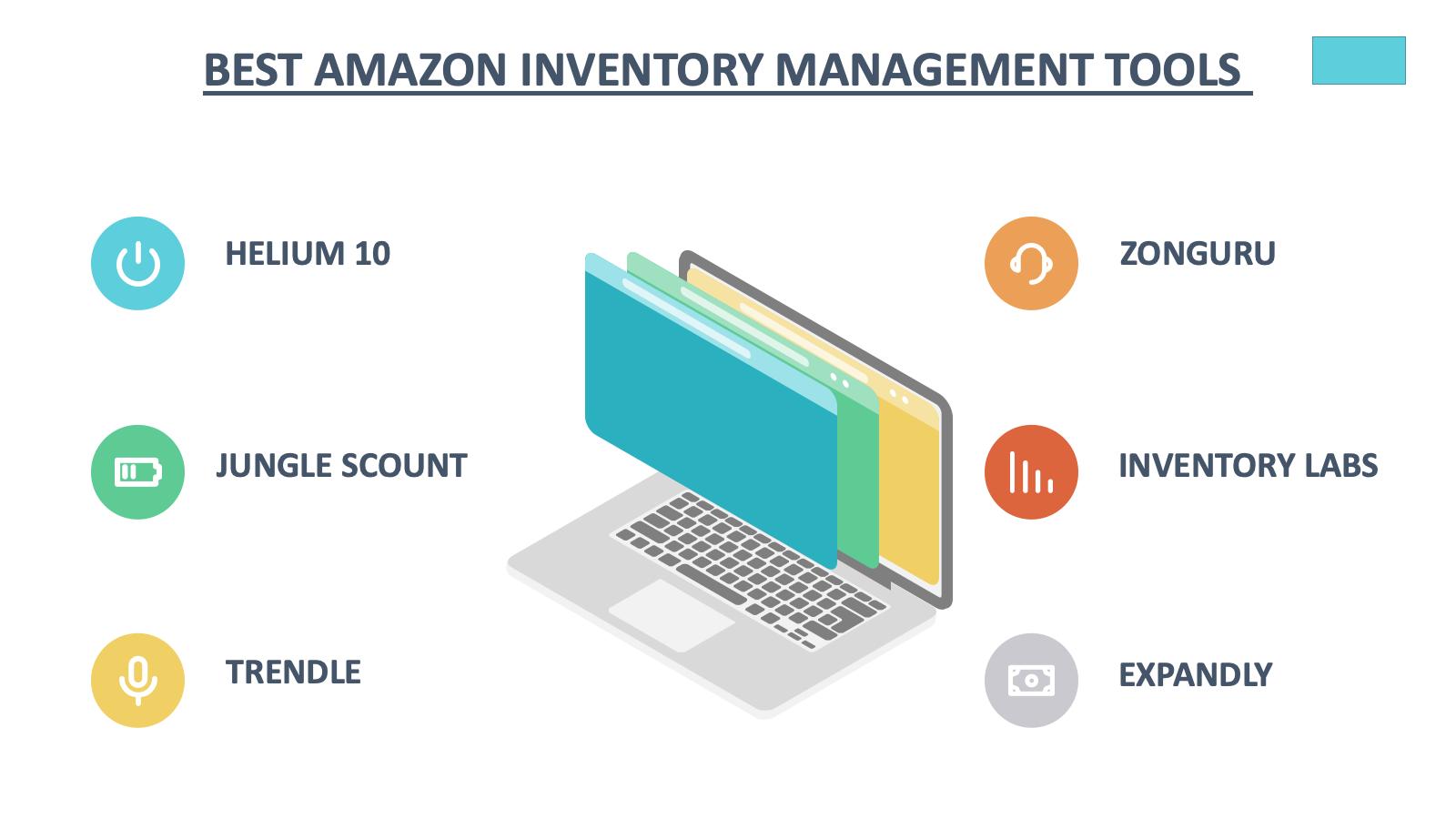 Best Amazon Inventory Management Tools
